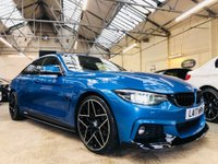 USED 2017 17 BMW 4 SERIES 2.0 420d M Sport Gran Coupe (s/s) 5dr PERFORMANCE KIT 20S 1OWNER