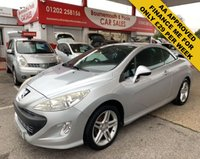 USED 2009 59 PEUGEOT 308 2.0 CC SE HDI ELECTRIC HARD TOP *75,000 MILES*