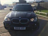 USED 2009 59 BMW X5 3.0 XDRIVE30D M SPORT 5d 232 BHP