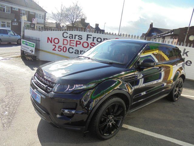 USED 2014 63 LAND ROVER RANGE ROVER EVOQUE 2.2 SD4 DYNAMIC 5d 190 BHP ** 01543 379066 ** JUST ARRIVED ** FULL SERVICE HISTORY **DIESEL