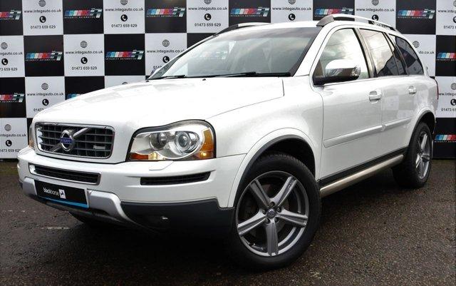 2010 59 VOLVO XC90 2.4 D5 R-DESIGN SE PREMIUM AWD 5d 185 BHP
