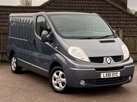 2011 RENAULT TRAFIC 2.0 SL27 SPORT DCI S/R 115 BHP £5995.00