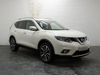 USED 2016 66 NISSAN X-TRAIL 1.6 DIG-T N-TEC 5d 163 BHP PAN GLASS ROOF + NISSAN HISTORY + 360 DEGREE REVERSING CAMERA + 1 OWNER