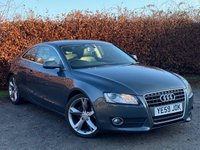 USED 2009 59 AUDI A5 2.0 TFSI SE 2d 178 BHP **ALLOY WHEELS**CLIMATE CONTROL**