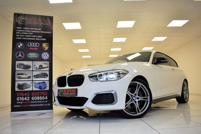 2015 65 BMW M135I 3.0 TWIN TURBO 3 DOOR