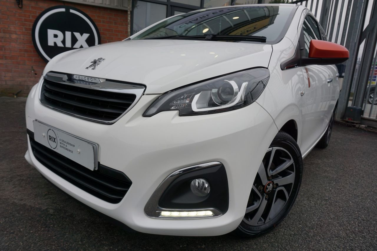 Used PEUGEOT 108for sale