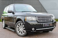 USED 2009 59 LAND ROVER RANGE ROVER 5.0 V8 AUTOBIOGRAPHY 5d 500 BHP *MASSIVE SPEC/TV'S/DVD/CAMERA*