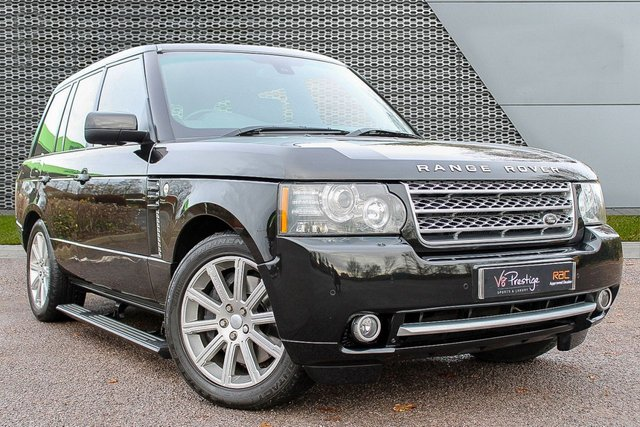 2009 59 LAND ROVER RANGE ROVER 5.0 V8 AUTOBIOGRAPHY 5d 500 BHP