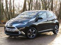 2015 TOYOTA AYGO 1.0 VVT-I X-CLUSIV 5d 69 BHP £5650.00