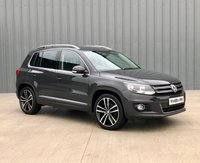 2015 VOLKSWAGEN TIGUAN 2.0 MATCH TDI BLUEMOTION TECHNOLOGY 5d 148 BHP £9495.00
