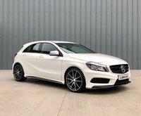 2014 MERCEDES-BENZ A CLASS 2.1 A220 CDI BLUEEFFICIENCY AMG SPORT 5d 170 BHP £12650.00