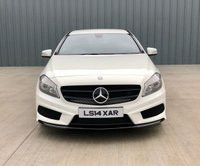 USED 2014 14 MERCEDES-BENZ A CLASS 2.1 A220 CDI BLUEEFFICIENCY AMG SPORT 5d 170 BHP