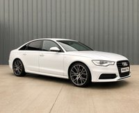 2013 AUDI A6 2.0 TDI BLACK EDITION 4d 175 BHP £11995.00