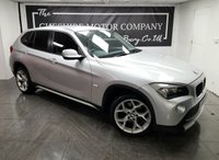USED 2011 60 BMW X1 2.0 SDRIVE20D SE 5d 174 BHP + FULL LEATHER + HISTORY