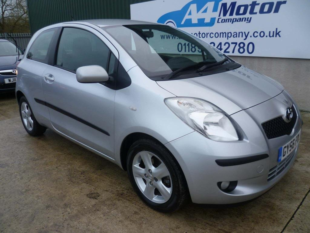 USED 2006 56 TOYOTA YARIS 1.3 T Spirit Multimode 3dr AUTOMATIC !!!LOW MILEAGE!!
