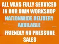 USED 2015 65 VAUXHALL VIVARO 1.6 2900 L2H1 CDTI CREW VAN 115 BHP