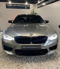 USED 2019 C BMW M5 4.4 M5 COMPETITION 4dr 617 BHP STUNNING | HUGE SPEC!