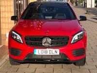 2018 MERCEDES-BENZ GLA CLASS 1.6 GLA 200 AMG LINE PREMIUM PLUS 5d 154 BHP £24995.00