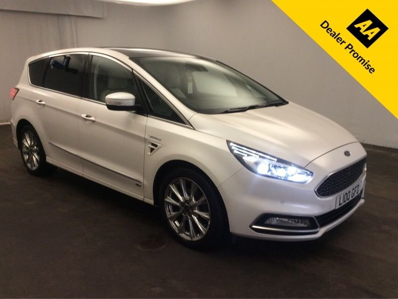 USED 2016 66 FORD S-MAX 2.0 VIGNALE TDCI 5d 177 BHP