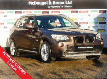 2011 BMW X1 2.0 XDRIVE20D SE 5d 174 BHP £7999.00