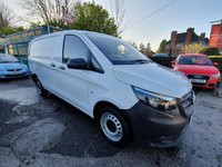 USED 2017 67 MERCEDES-BENZ VITO 1.6 111 CDI 114 BHP