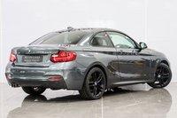 USED 2016 66 BMW 2 SERIES 2.0 220D M SPORT 2d 188 BHP