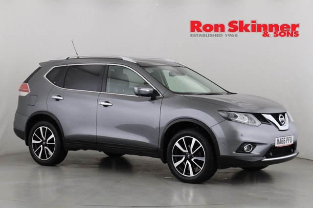 View our 2016 66 NISSAN X-TRAIL 1.6 DCI TEKNA 5d 130 BHP