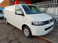 USED 2015 15 VOLKSWAGEN TRANSPORTER 2.0 T30 TDI TRENDLINE 102 BHP LWB *AIR CON* AIR CON - CRUISE CONTROL - BLUETOOTH