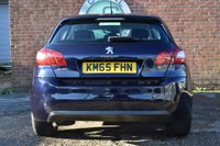 USED 2015 65 PEUGEOT 308 1.2 PURETECH S/S ALLURE 5d AUTO 130 BHP WE OFFER FINANCE ON THIS CAR