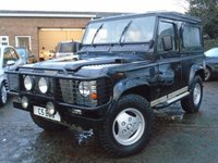 USED 1987 C LAND ROVER DEFENDER DEFENDER 90 2.5 4CYL REG DT 3d 66 BHP FUTURE CLASSIC-MOT AUGUST 2020