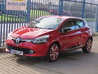 2016 RENAULT CLIO 1.5 DYNAMIQUE S NAV DCI 5dr Sat nav Rear camera Heated seats DAB Cruise SOLD