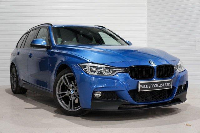 2016 66 BMW 3 SERIES 2.0 320D M SPORT TOURING (SAT NAV)
