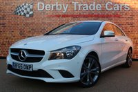 USED 2015 65 MERCEDES-BENZ CLA 1.6 CLA180 SPORT 4d 122 BHP