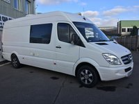 USED 2007 57 MERCEDES-BENZ SPRINTER 2.1 311 CDI LWB 109 BHP
