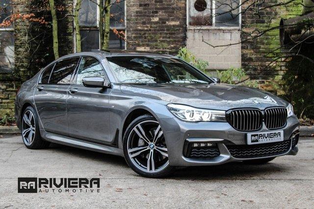 2017 BMW 7 SERIES 3.0 740LD XDRIVE M SPORT 4d 315 BHP