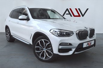 2018 BMW X3 2.0 XDRIVE20D XLINE 5d 188 BHP £28950.00
