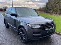 "USED 2014 64 LAND ROVER RANGE ROVER 4.4 SDV8 VOGUE 5d 339 BHP 22"" TURBINE ALLOYS, BLACK PACK"