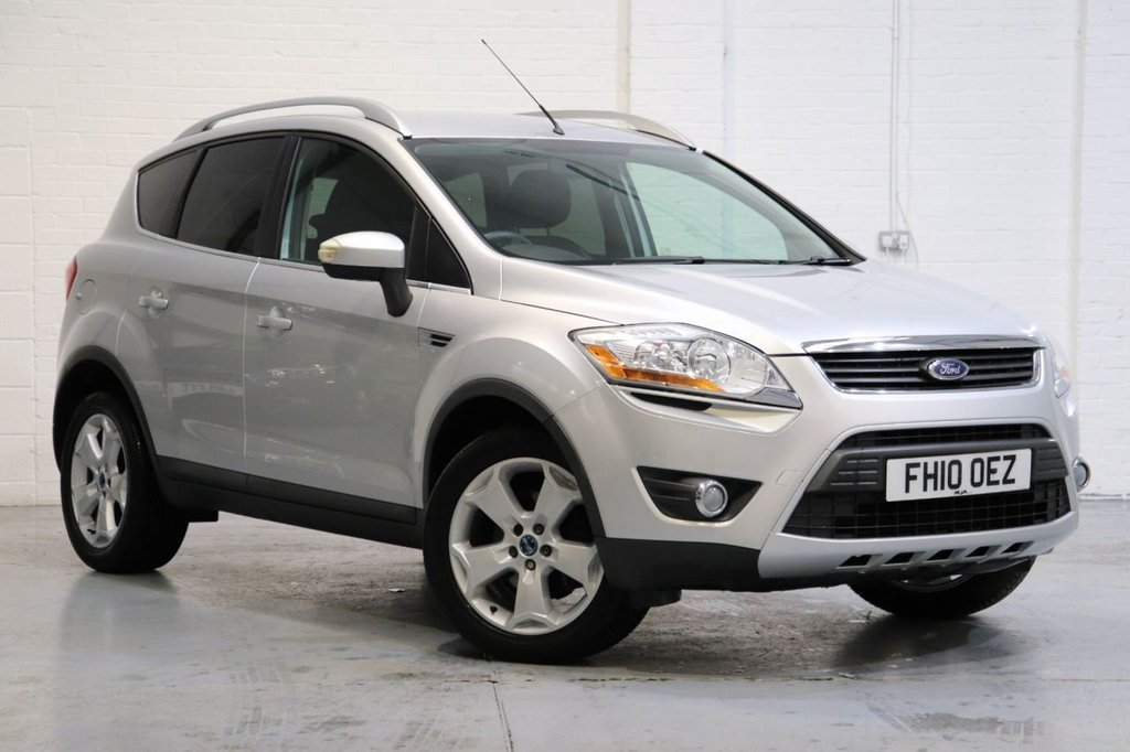 USED 2010 10 FORD KUGA 2.0 ZETEC TDCI 2WD 5d 134 BHP Full Service History