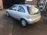 USED 2004 53 VAUXHALL CORSA 1.0 DESIGN 12V TWINPORT 3d 60 BHP