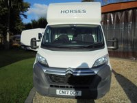 USED 2017 17 CITROEN RELAY 2.0 35 L3 BLUEHDI 129 BHP