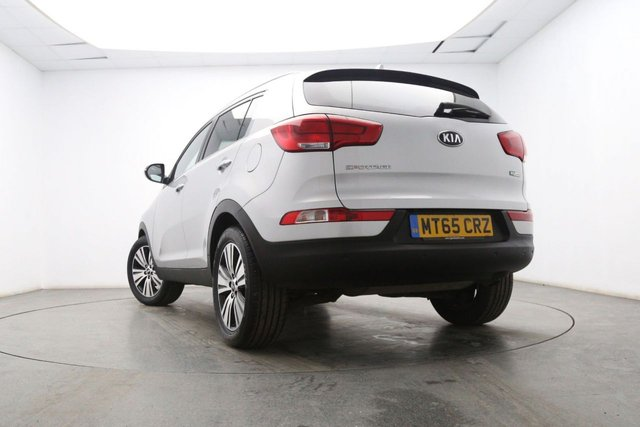 KIA SPORTAGE at Georgesons