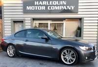 USED 2007 57 BMW 3 SERIES 2.0 320D M SPORT 2d 175 BHP