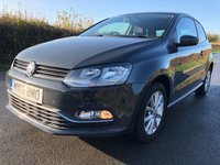 USED 2016 16 VOLKSWAGEN POLO 1.0 MATCH 3d 74 BHP