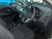 USED 2015 65 KIA RIO 1.2 1 AIR 5d 83 BHP BALANCE OF MANUFACTURERS SEVEN YEAR WARRANTY