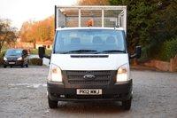 USED 2012 12 FORD TRANSIT 2.2 350 DRW 124 BHP