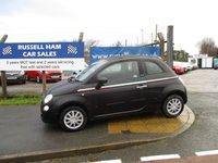 2011 FIAT 500 1.2 C POP 3d 69 BHP £3495.00
