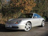 USED 1998 S PORSCHE 911 3.4 CARRERA 4 TIPTRONIC S 2d 300 BHP