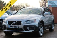 USED 2008 08 VOLVO XC70 D5 SE AWD FULL SERVICE HISTORY, LEATHER + HEATED SEATS