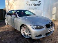 USED 2008 08 BMW 3 SERIES 3.0 335I M SPORT 2d AUTO 302 BHP