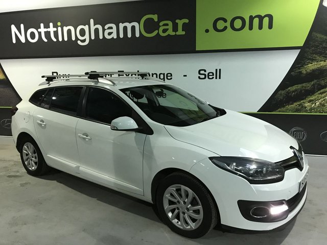 USED 2016 16 RENAULT MEGANE 1.5 EXPRESSION PLUS DCI 5d 110 BHP